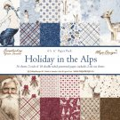 Maja Design 6x6 Paper Pad - Holiday in the Alps (36 sheets)