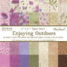Maja Design - 6 x 6 Enjoying Outdoors (48 sheets)