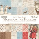 Maja Design Home for the Holidays 6x6 Paper Stack (36 sheets)
