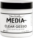 Dina Wakley Media Gesso - Clear (118 ml)