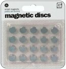 Basic Grey Magnetic Discs - Small (20 pack)