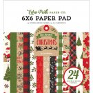 "Echo Park 6""x6"" Paper Pad - My Favorite Christmas (24 pack)"