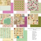 Marion Smith Designs - Never Grow Up Whole Series (All 8 sheets)