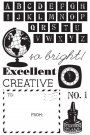 Prima Marketing Cling Stamps - School Memories
