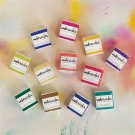 Prima Marketing Watercolor Confections Watercolor Pans - Tropicals (12 pack)