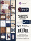 "Prima 3""x4"" Journaling Cards - Darcelle (45 sheets)"