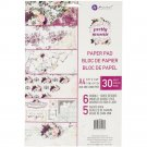 Prima A4 Double-Sided Paper Pad - Pretty Mosaic (30 sheets)