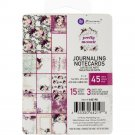 "Prima 3""x4"" Journaling Cards - Pretty Mosaic (45 pack)"
