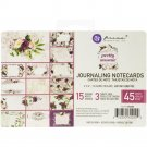 "Prima 4""x6"" Journaling Cards - Pretty Mosaic (45 pack)"