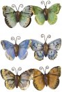 Prima Mulberry Paper Butterflies - Nature Lover Majestic Flight