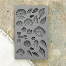 Prima Iron Orchid Designs Vintage Art Decor Mould - Rustic Fleur