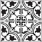 "Prima Iron Orchid 12""x12"" Decor Stamps - Field Tile Cubano"