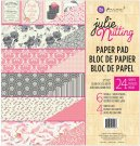 "Prima 12""x12"" double-sided Paper Pad - Julie Nutting (24 sheets)"