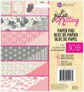 "Prima 6""x6"" double-sided Paper Pad - Julie Nutting (30 sheets)"