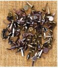 Prima Sunrise Sunset Mechanicals Metal Vintage Trinkets (100 pack)