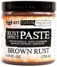 Prima Finnabair Art Extravagence Rust Effect Paste - Brown (250 ml)