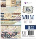 "Prima Marketing 6""x6"" Double-Sided Paper Pad - St. Tropez (30 pack)"