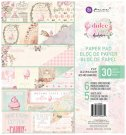 "Prima Marketing 8""x8"" Paper Pad - Dulce By Frank Garcia (30 sheets)"