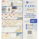 "Prima 8""x8"" Double-Sided Paper Pad - Capri (30 sheets)"