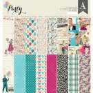 "Authentique 12""x12"" Collection Kit - Party (18 sheets)"