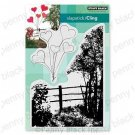 Penny Black Cling Stamps - Beloved View