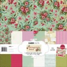 "Kaisecraft 12""x12"" Telegraph Road Paper Pack (13 sheets)"