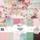 "Kaisercraft 12""x12"" Paper Pack - Oh So Lovely (12 sheets)"
