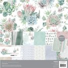 "Kaisercraft 12""x12"" Paper Pack - Greenhouse (12 sheets)"