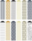Project Life Designer Dividers - Heritage Edition (12 pack)