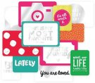 Project Life Specialty Foil Card Pack - Confetti Edition (12 pack)