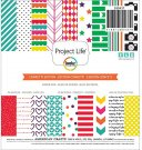 "Project Life 6""x6"" Paper Pad - Confetti (36 sheets)"