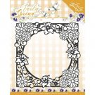 Precious Marieke Dies - Early Spring Flowers Square Frame