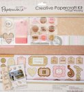 CREATIVE PAPERCRAFT KIT - VINTAGE WEDDING