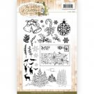 Precious Marieke Clear Stamp Set - The Nature of Christmas