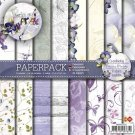 "Precious Marieke 6""x6"" Paperpack - Spring Collection (24 sheets)"