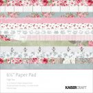 "Kaisercraft - 6.5"" x 6.5"" High Tea Paper Pad (40 sheets)"