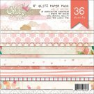 "Glitz Design - 6""x6"" Hello Friend Paper Pad (36 Sheets)"