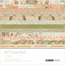 "Kaisercraft - These Days 6.5"" x 6.5"" Paper Pad (40 sheets)"