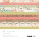 "Kaisercraft - Charlottes Dream 6.5"" x 6.5"" Paper Pad (40 sheets)"