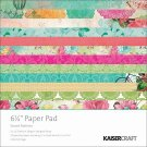 "KaiserCraft 6.5"" x 6.5"" Secret Admirer Paper Pad (40 sheets)"