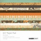"Kaisercraft - 6.5"" x 6.5"" Miss Empire Paper Pad (40 sheets)"