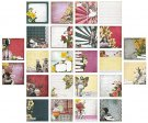 "DCWV 12"" x 12"" Heavyweight Vintage Collage Whole Series (24 sheets)"