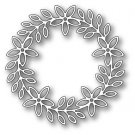 Poppy Stamps Dies - Peppini Wreath