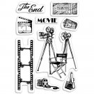 "Ciao Bella Stamping Art 4""x6"" Clear Stamp Set - The Director"