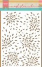 Marianne Design Stencils - Flower Petals PS8026