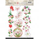 Yvonne Creations Decoupage 3D Pushouts - Christmas Classics #1