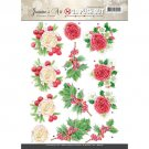 Yvonne Creations Decoupage 3D Pushouts - Christmas Classics #2