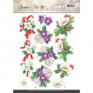 Yvonne Creations Decoupage 3D Pushouts - Christmas Classics #4