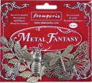 Stamperia Metal Fantasy Selection - Nature (16 pieces)