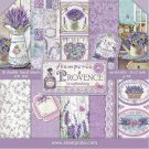 "Stamperia 12""x12"" Double-Sided Paper Pad - Provence (10 pack)"